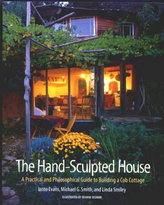 Hand Sculpted House book cover