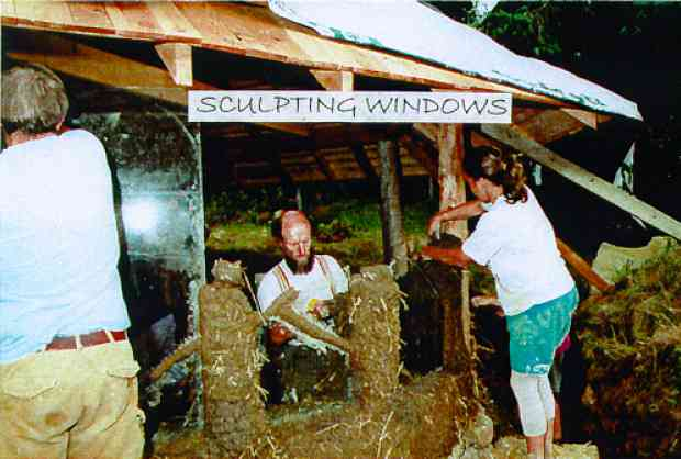 Sculpting windows