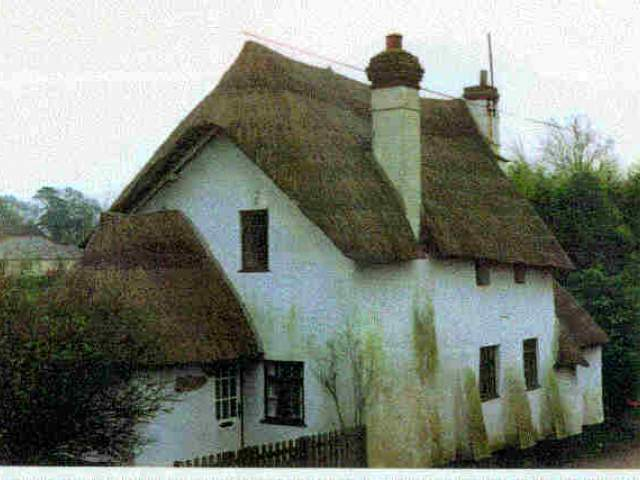 Traditional british style cob buildings cob cottage company - Traditional houses attic ...